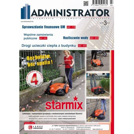 Administrator 3/2013