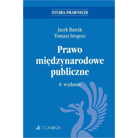 Prawo międzynarodowe publiczne. Wydanie 4