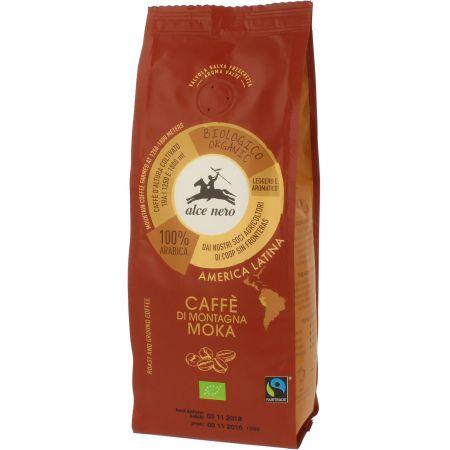 Kawa mielona arabica 100% moka fair trade