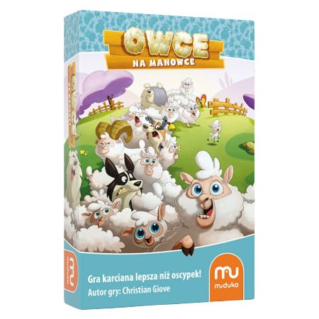Owce na Manowce TREFL