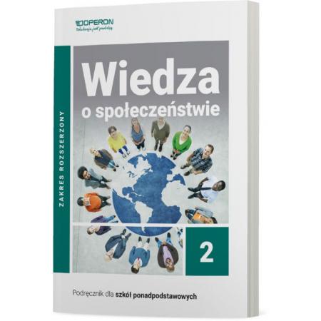 Wiedza o społeczeństwie 2. Podręcznik. Zakres rozszerzony. Szkoły ponadpodstawowe