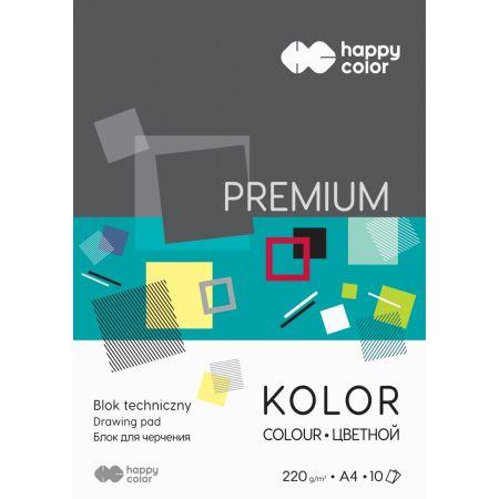Blok techniczny kolor A4 Premium