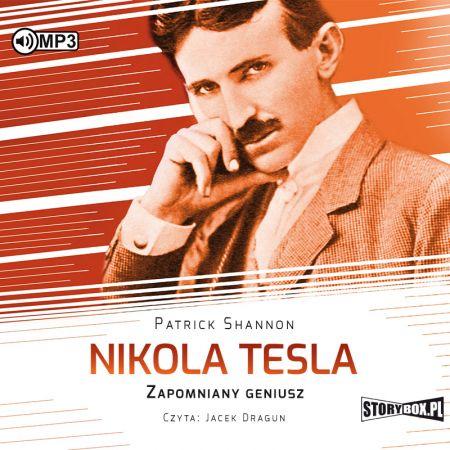 CD MP3 Nikola Tesla. Zapomniany geniusz