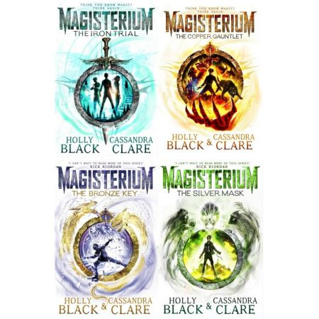Magisterium 1-4