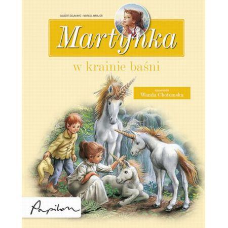 Martynka. W krainie baśni. Zbiór opowiadań
