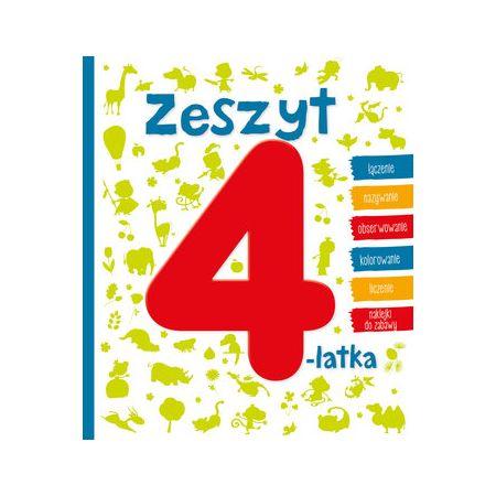 Zeszyt 4-latka