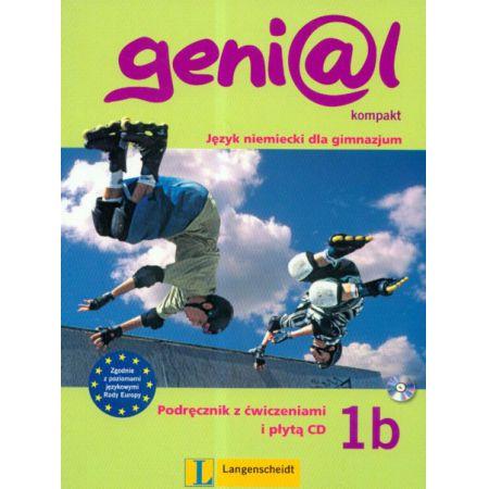 Genial 1B Kompakt podręcznik z ćwiczeniami