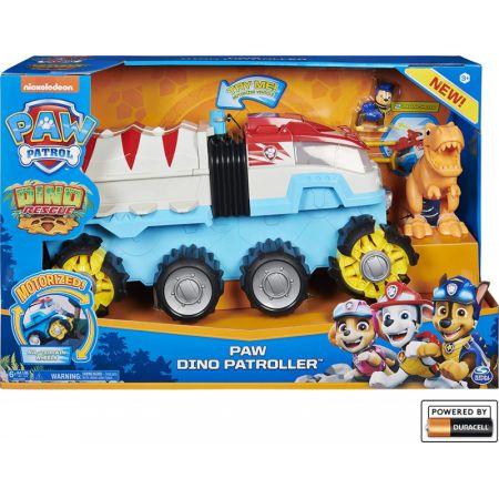 Psi Patrol Patroller Dino