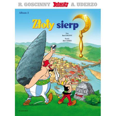 Asteriks T.2 Asteriks i złoty sierp