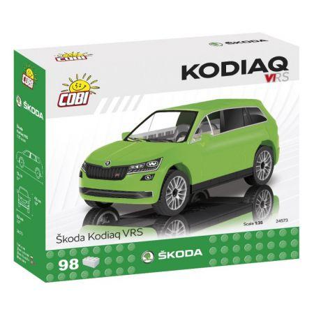 Cars Skoda Kodiaq VRS