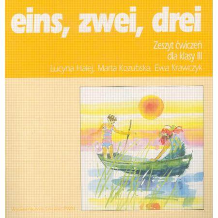 Język niemiecki 3 SP Eins, zwei, drei 3 ćwiczenia