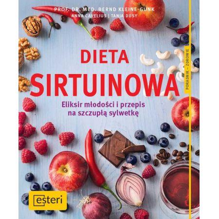 Dieta sirtuinowa eliksir młodości i przepis na szczupłą sylwetkę