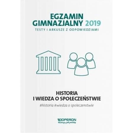 Egzamin gimnazjalny -Testy hist. i WOS 2019 OPERON