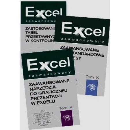 Pakiet Rapoty i wykersy Zaawansowane narzędzia do graficznej prezentacji w Excelu/ Zaawansowane i niestandardowe wykresy/ Zastosowanie tabel przestawnych w kontrolingu