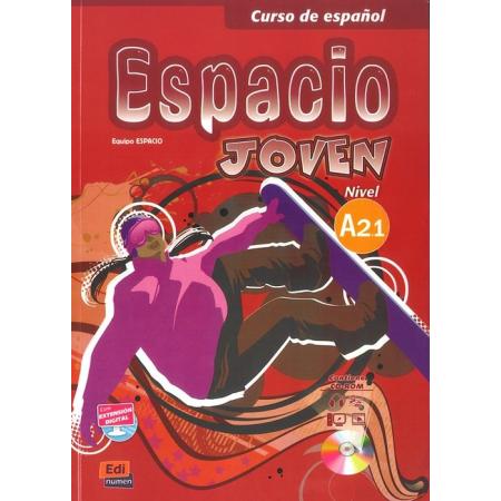 Espacio Joven A2.1 podręcznik