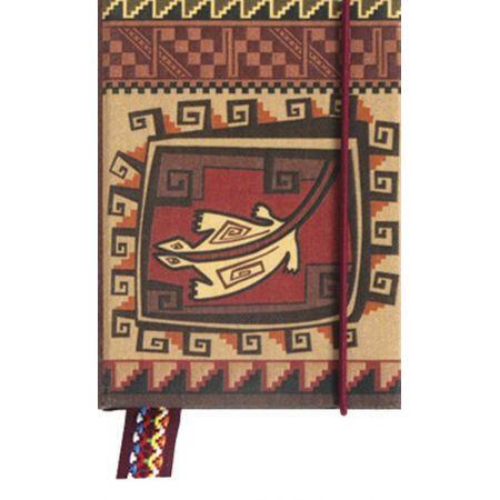 Notatnik ozdobny 0017-04 PRECOLOMBINA MINI Cultura