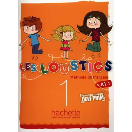 Les Loustics 1 podręcznik HACHETTE