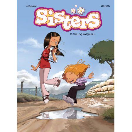 Sisters Tom 8 Dla niej wszystko