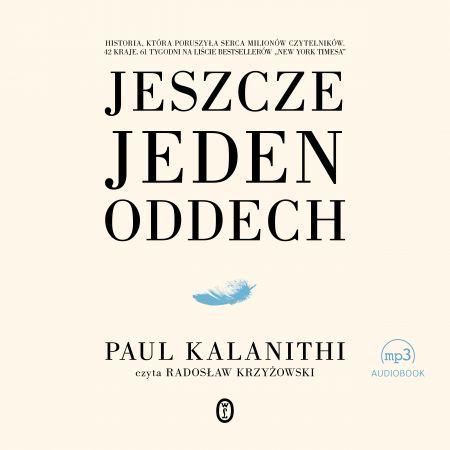 Jeszcze jeden oddech (audiobook)