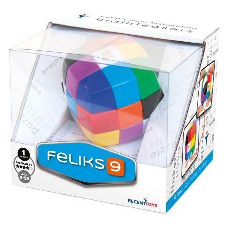 Feliks 9 - łamigłówka Recent Toys - poziom 4/5 G3