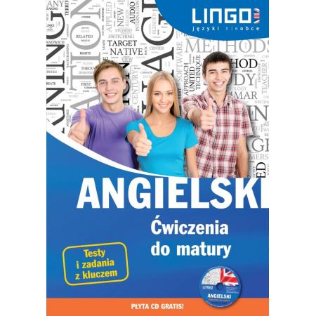 Angielski. Ćwiczenia do matury. Książka+CD