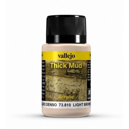 Thick Mud - Light Brown 40 ml