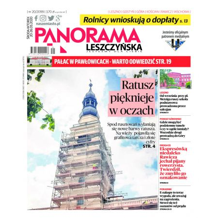 Panorama Leszczyńska 20/2020