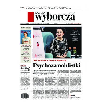 Gazeta Wyborcza - Toruń 10/2020