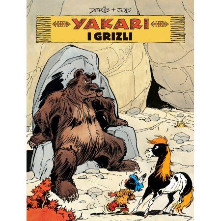 Yakari. Tom 5. Yakari i grizli
