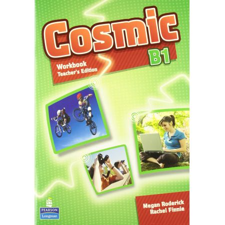 Cosmic B1 WB Teacher's Edition with Audio CD