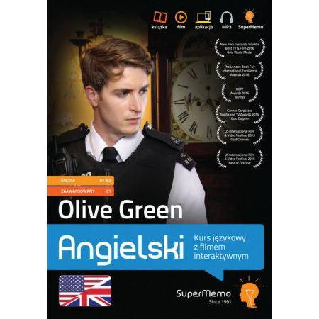 Olive Green. Kurs język. z filmem interakt. B1-C1