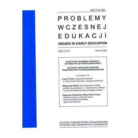 Problemy wczesnej edukacji Nr 2  2014 rok