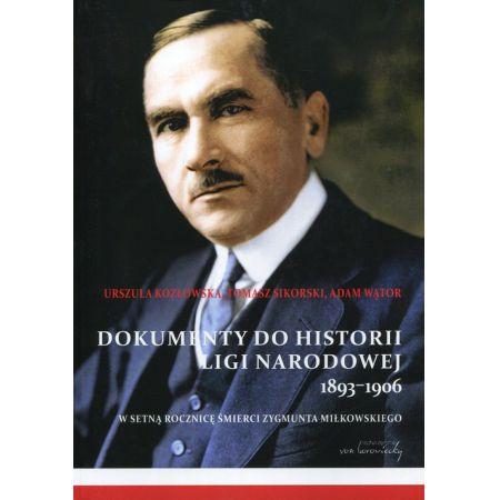 Dokumenty do historii Ligi Narodowej 1893-1906