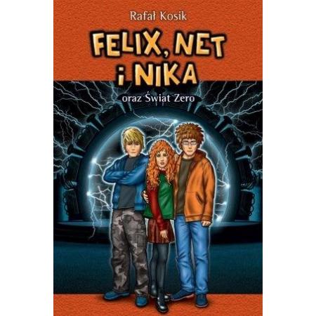 Felix, Net i Nika oraz Świat Zero. Tom 9