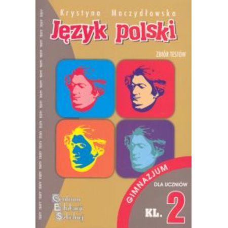 Język polski - testy GIM 2 CES