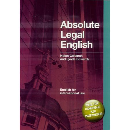 Absolute Legal English B2-C1 + CD