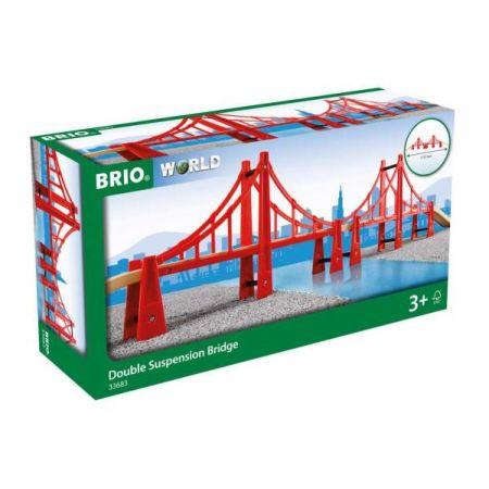 BRIO 33683 Podwójny most
