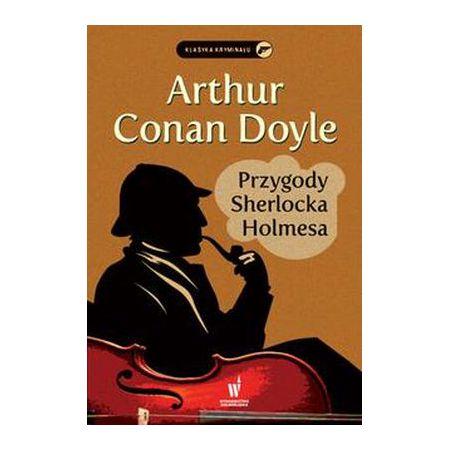 Przygody Sherlocka Holmesa (pocket)