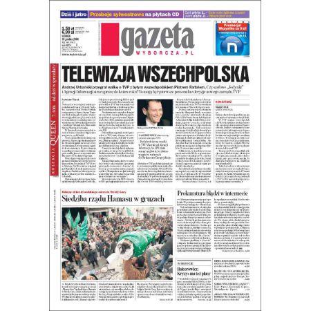 Gazeta Wyborcza - Częstochowa 303/2008