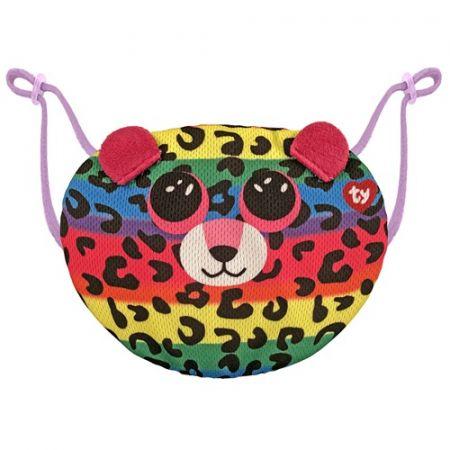 Ty Mask Dotty - Kolorowy lampart