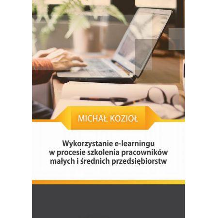 Wykorzystanie e-learningu w procesie szkolenia pracowników małych i średnich przedsiębiorstw