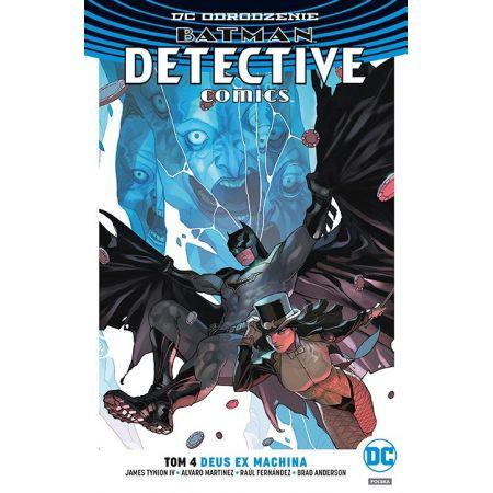 DC Odrodzenie. Batman Detective Comics. Tom 4. Deus Ex Machina