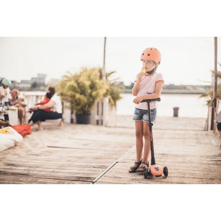 Kask S-M dla dzieci 3+ Peach