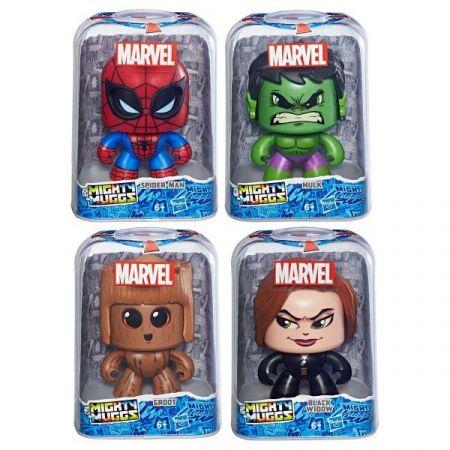 MVL Marvel Mighty Muggs - figurki E2122 p6 HASBRO