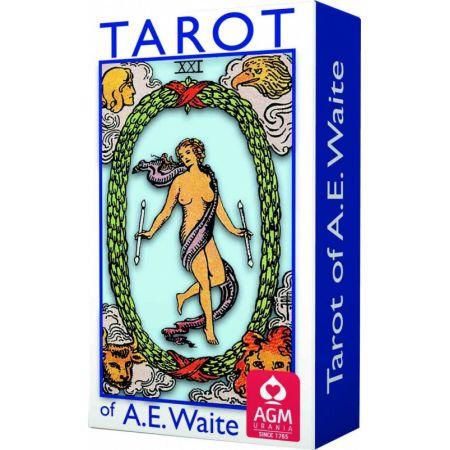 Karty Tarot A E Waite Tarot ST Blue E
