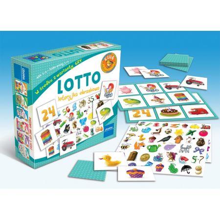 Klub przedszkolaka. Lotto. Gra planszowa