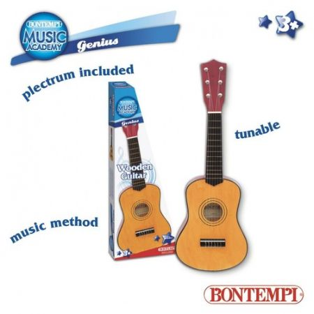 Bontempi Play Gitara drewno