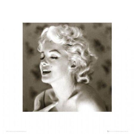 3fea5c28827680 Marilyn Monroe glow - plakat premium w TaniaKsiazka.pl