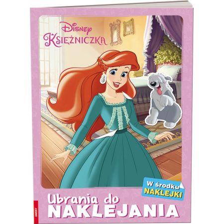 Disney księżniczka Ubrania do naklejania SDL-9104