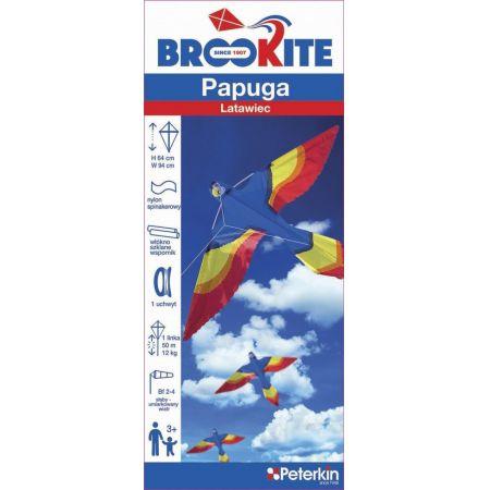Brookite Latawiec Papuga